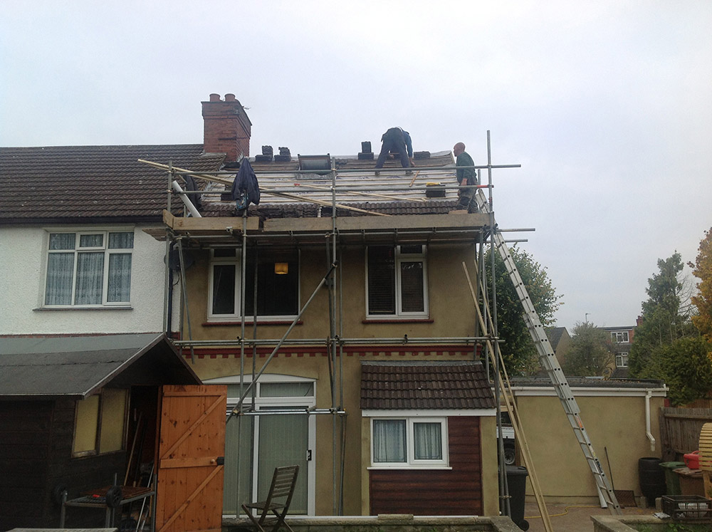 Flat Roofing in Dunstable